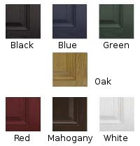 Colour selection - Weatherbest Windows, Conservatories and Doors